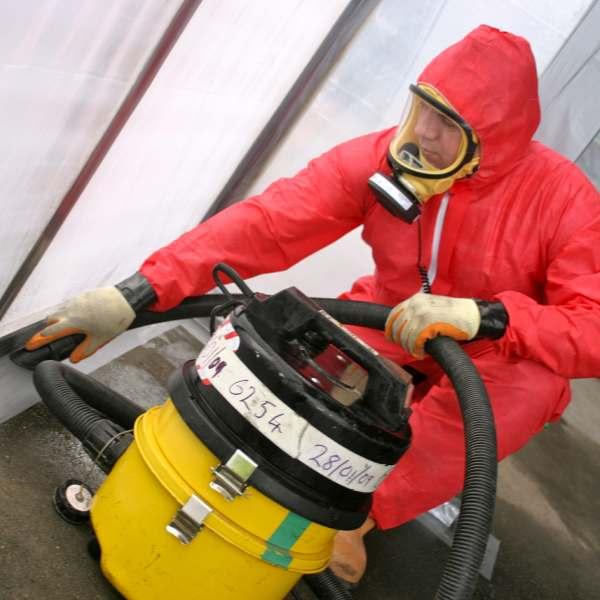Asbestos Removal Nottinghamshire